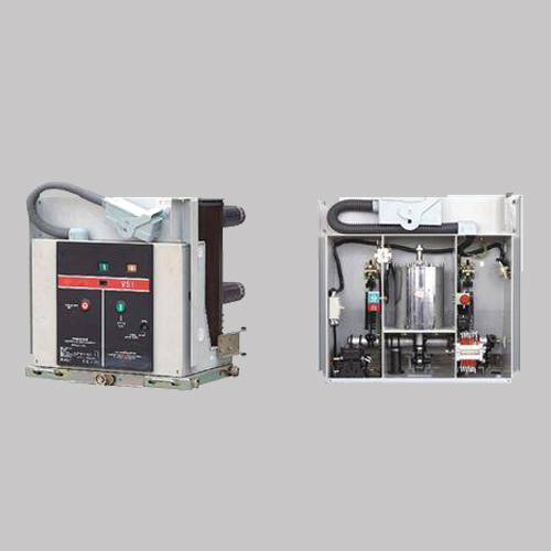 VS1-12 type indoor high voltage vacuum circuit breaker