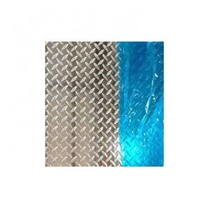Top fashion hot sale diamond aluminum plate patterned aluminum plate