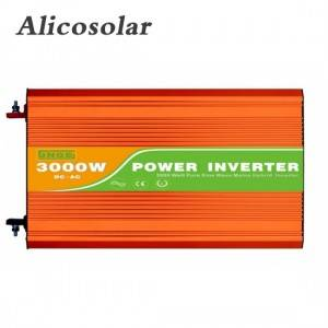 Off Grid Inverter 4000w 12v Dc To 220v Ac 4kw Pure Sine Wave Inverter