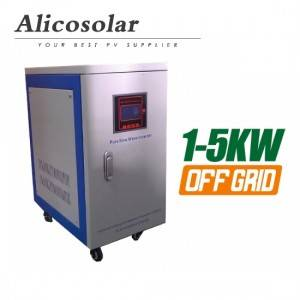 Pure Sine Wave 1000W-10000W Off Grid Solar Inverter