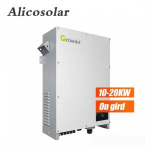 Growatt 10000-20000W 3 Phase On grid Grid Tie Solar Inveter