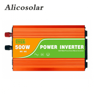 Off Grid 500w Inverter DC 12V Single Phase 0.5kw Inverter