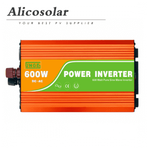 Off Grid 600w DC To AC Power Inverter Pure Sine Wave Inverter 0.6KW