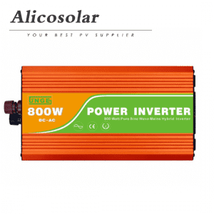 Off Grid 800w Inverter 12V 24V DC To 100V 110V 120V 220V 230V 240V AC Power Inverter 0.8kw
