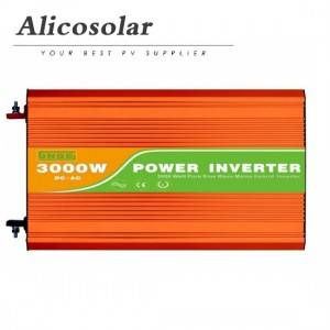 High Efficiency 3000w Pure Sine Wave Solar Inverter 3000 Watt Off Grid Dc To Ac Inverter