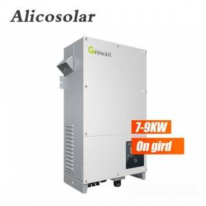 Growatt 7000-9000W On Grid Solar Inverter