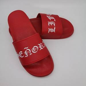Slide Sandal	& Slipper