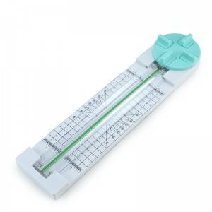 Paper Trimmer, 7868, Rotating Multi-Function Craft Tool
