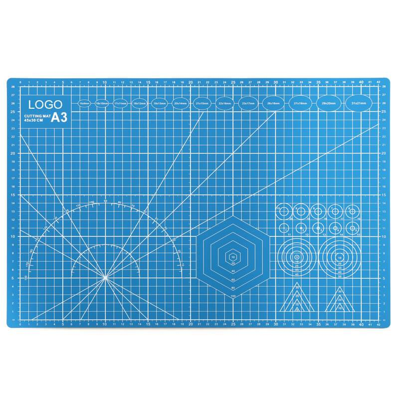5 layers A3 Cutting Mat, 661A3, Self healing Cutting mat Featured Image