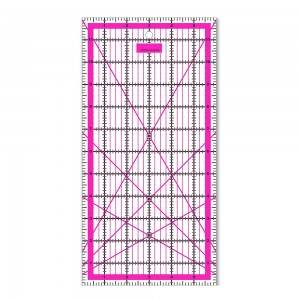 Acrylic ruler, 6*12 inch,  Acrylic quilting ruler