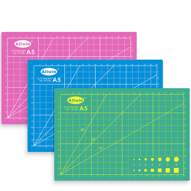 5 layers A5 Cutting Mat, 661A5, Self healing Cutting mat