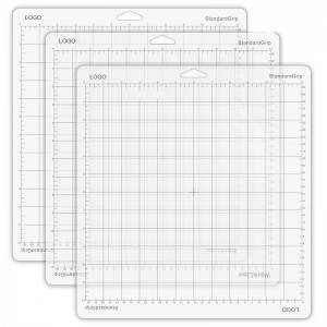 Cutting mat for Cricut, 9912,  12″x12R...