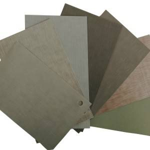 Zinc Imitation Aluminium Composite Panel