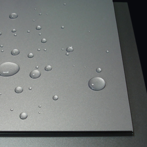 Nano self cleaning aluminum plastic plate
