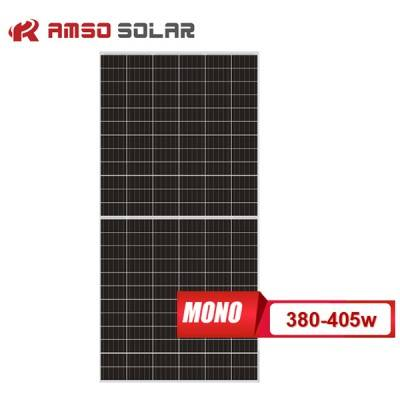 5BB 144 cells mono solar panels 380w390w400w405w