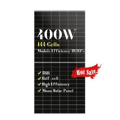 Discountable price Solar Panels For Small House - 5BB 144 cells mono solar panel 400w – Amso