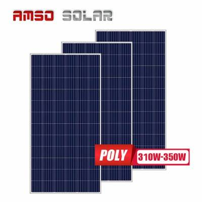 72 cells poly solar panels 310w330w340w350w