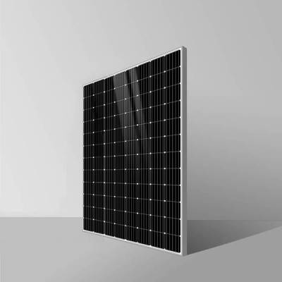 96 cells large size mono black solar panels 500w