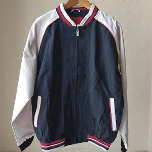 THE BASEBALL MAN JACKET
