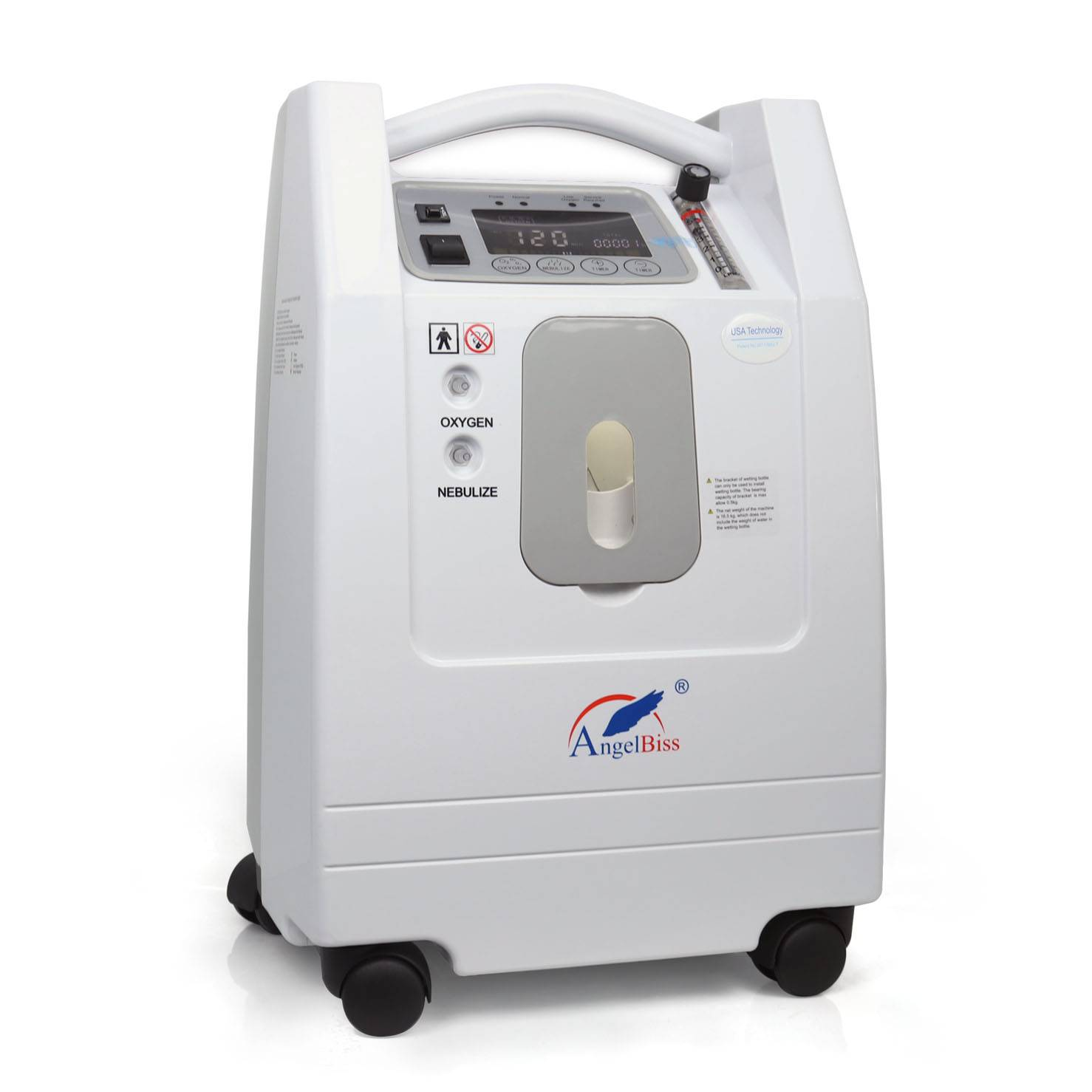 Home Use Oxygen Concentrator ANGEL-5S