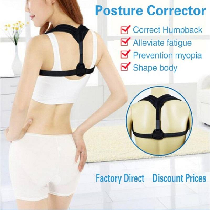 Super thin lower back lumbar support belt Featured Image