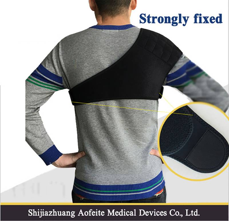 Padded shoulder strap pads support for women