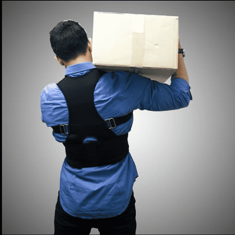 Therapy posture corrector back support brace belt Featured Image