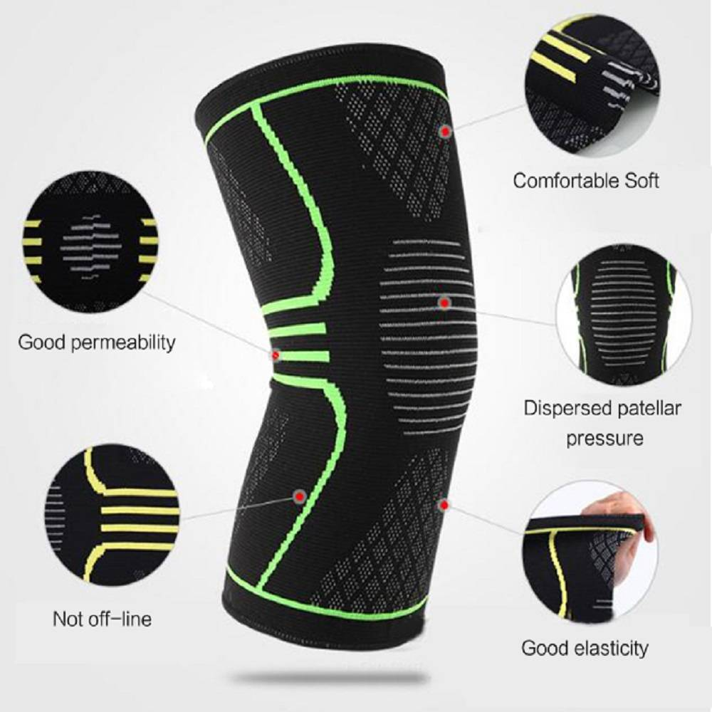 Neoprene knee sleeve support braces Featured Image