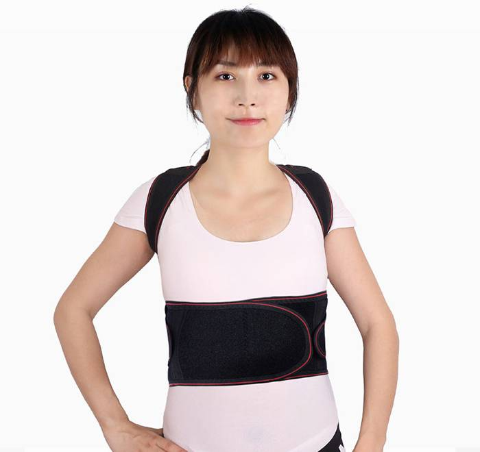 Back Spine Support Posture Corrector