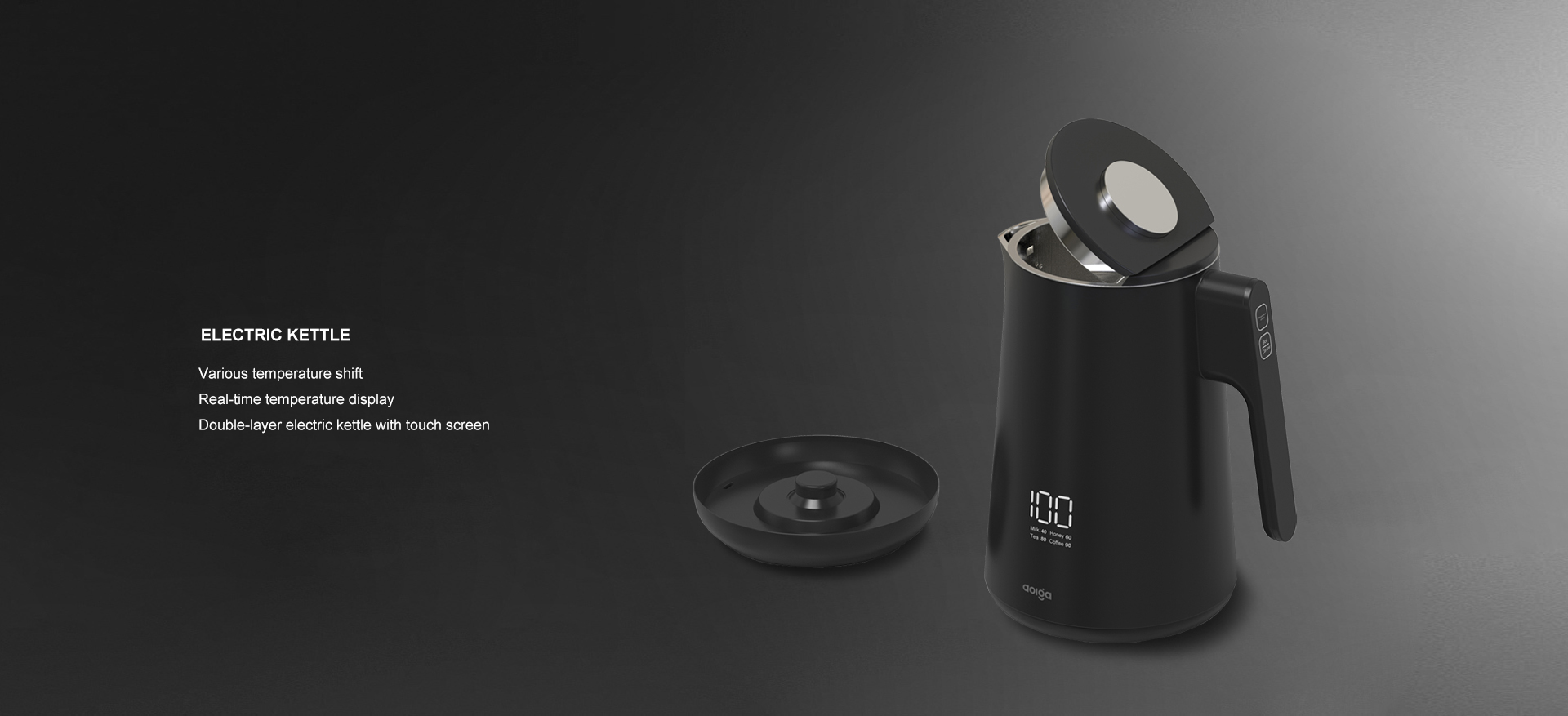 AOLGA Electric Kettle Products- China Electric Kettle Manufacturers