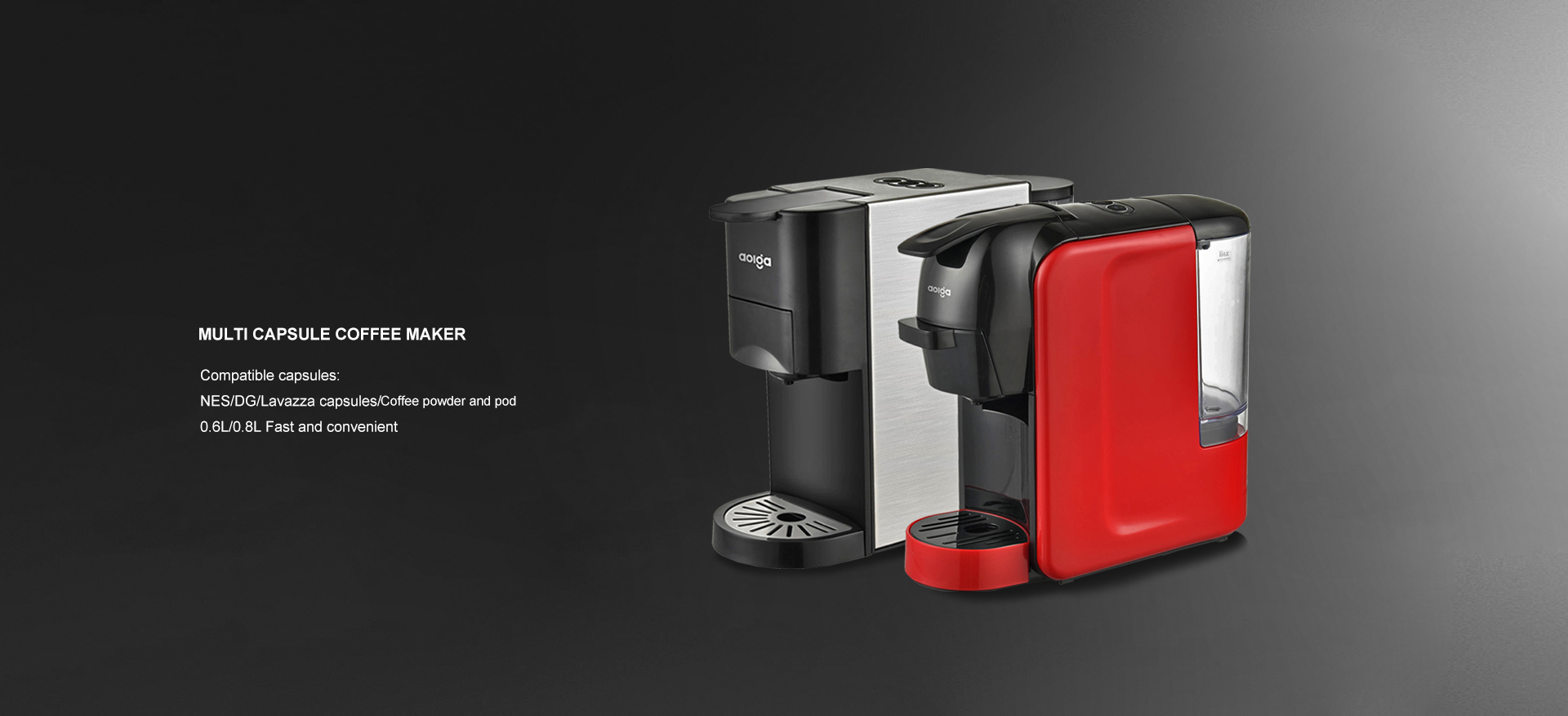 AOLGA Coffee Machine Products- China Coffee Machine Manufacturers