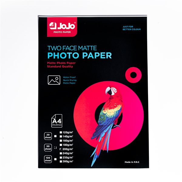 JOJO MATTE PHOTO PAPER Featured Image