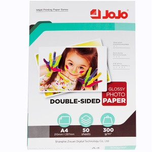 JOJO TWO FACE GLOSSY PHOTO PAPER