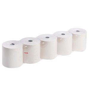 THERMAL PAPERS FOR SUPERMARKET