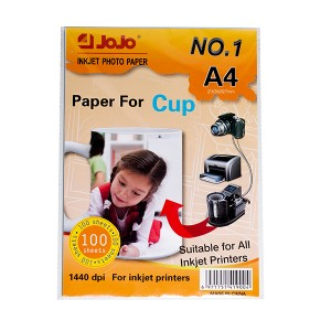 SUBLIMATION PAPER FOR CUPT