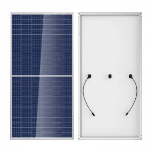 330-350W 14 Cells 5BB Poly Solar Panel