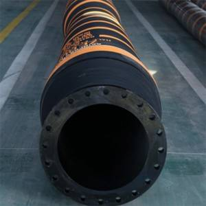 Flexible Slurry Rubber Hose