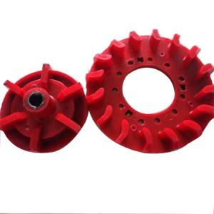Polyurethane Stator And Rotor Of Flotation Machine