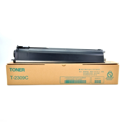 Compatible T2309 toner cartriddge for use in e-studio 2030