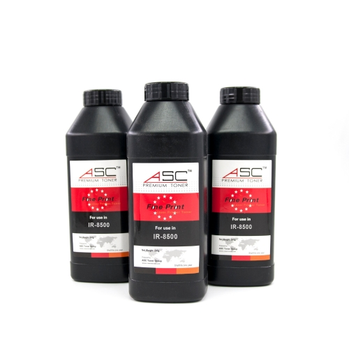 OEM/ODM China 1250d/1150d Toner For Ricoh - photocopier black toner powder for Canon IR7200/IR8500/IR105 – ASC Toner