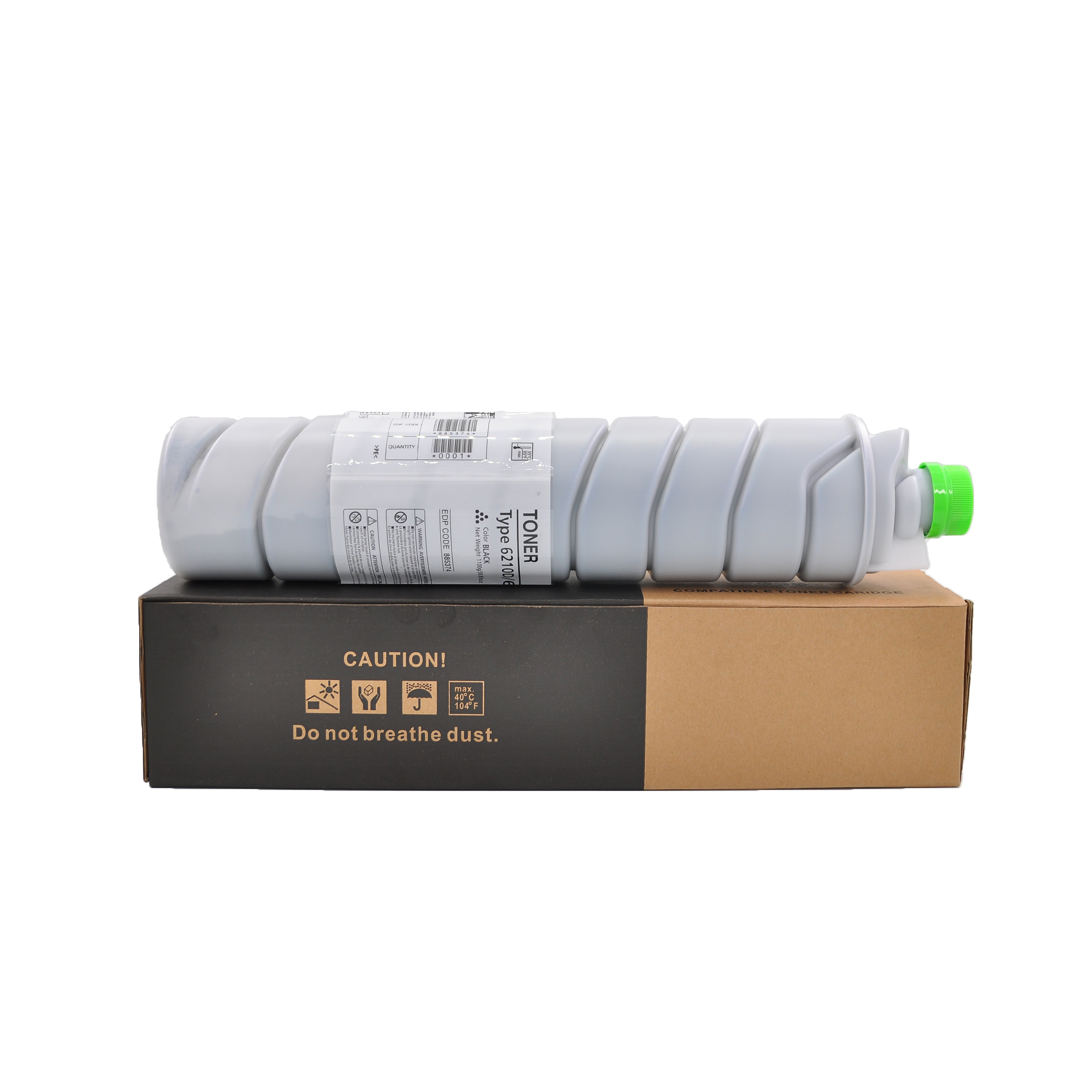 Compatible 6210d copier toner cartridge for use in Ricoh 1075 5500 7500 Featured Image