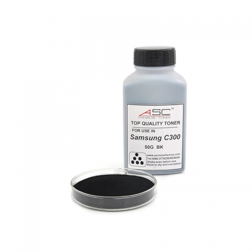 Compatible color toner for use in konica c350 c450