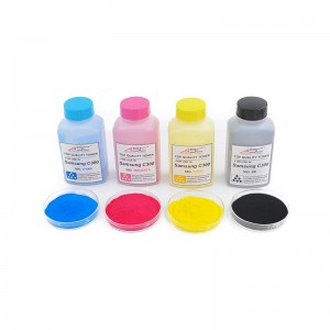 C451/550 bottle packing Color toner compatible with konica minolta bizhub c451 550 650 photocopier color used