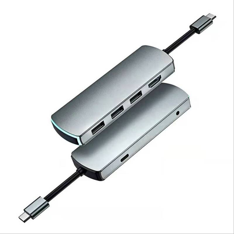 Usb-C hub-CH06A Featured Image
