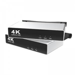 Ultra Long-Range Wireless 4K HDMI Extender Transmitter and Receiver Kit Up to 656ft
