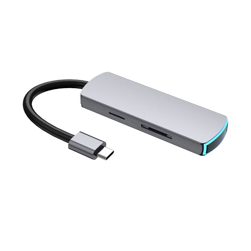 Usb-C hub-CH06B Featured Image