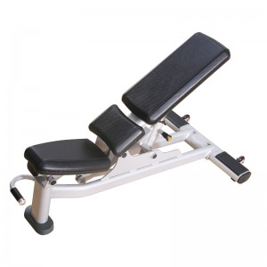 Multi Adjustable Dumbbell Bench BS-A-3035