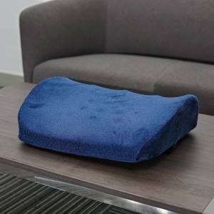 surround support comfy memory foam waist pad