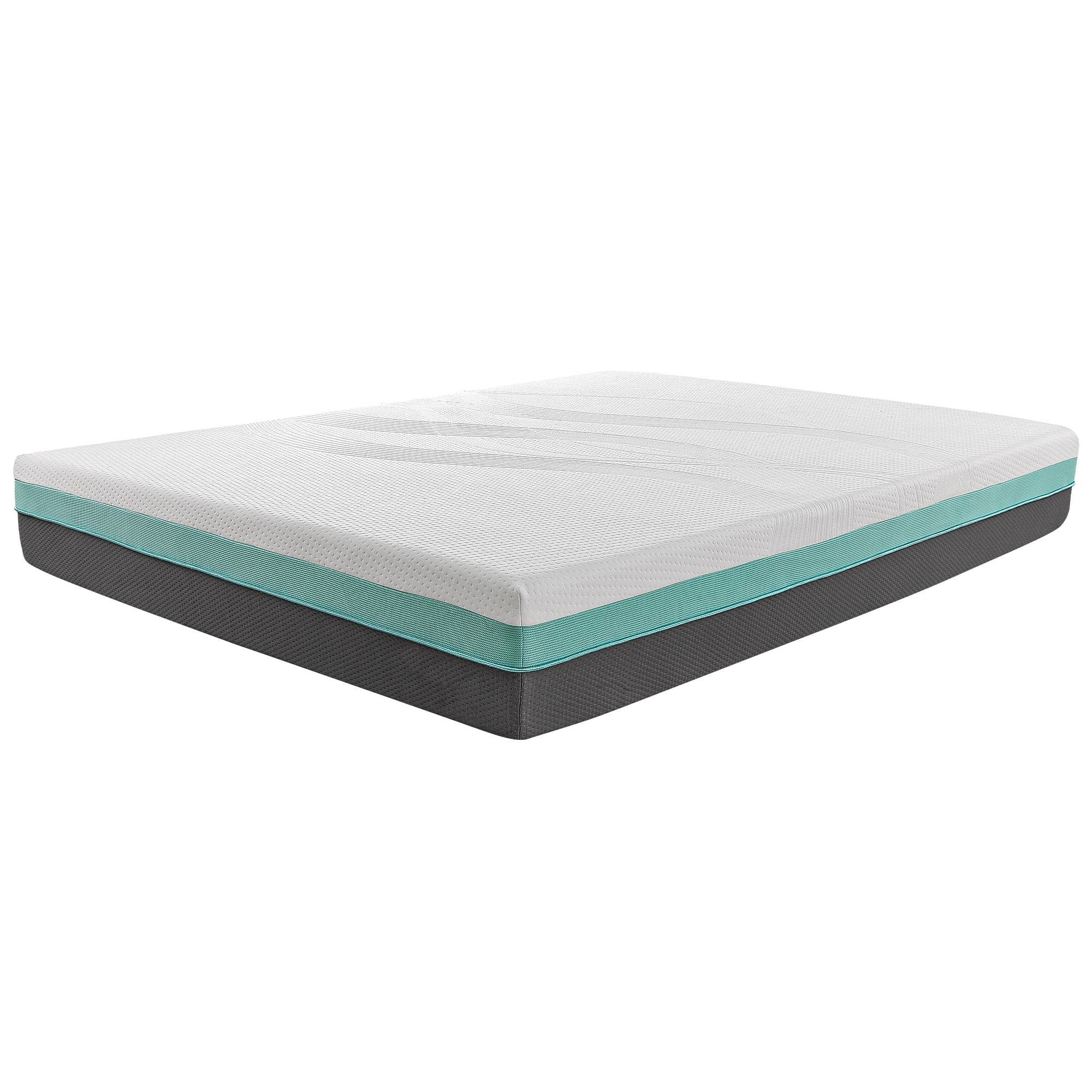 The Wave Edge Support Design Hybrid Mattress 10""