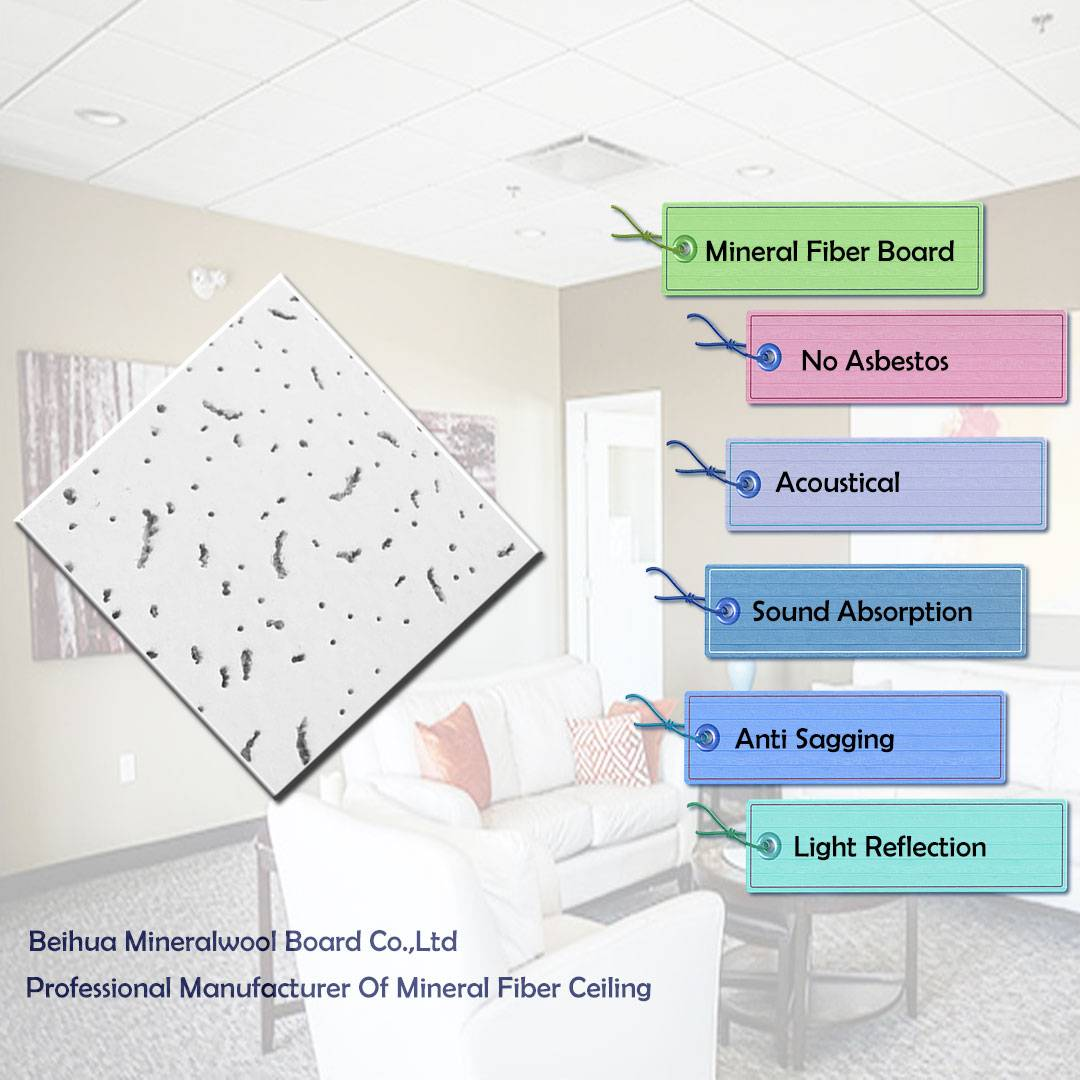 Comparison Of Ceiling Materials